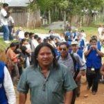 Asesinado el principal líder indígena de Salitre