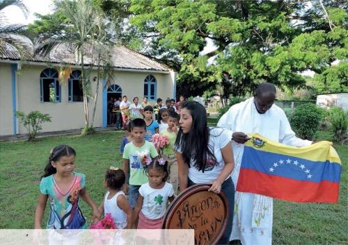 95 años de misión claretiana en Venezuela