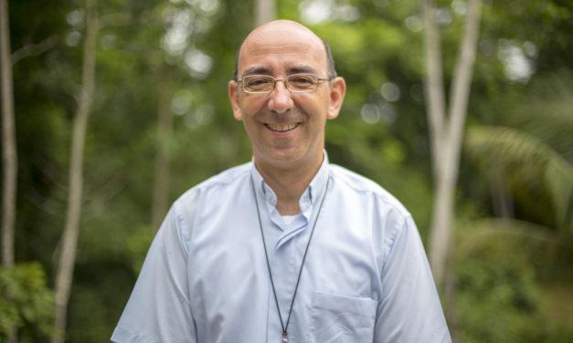 """David Martínez de Aguirre: """"¿Es que se va a parar el mundo? Pues busquemos otro modelo"""""""