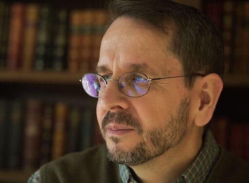"Rafael Narbona: ""El cristianismo está hoy llamado a aportar fraternidad"""